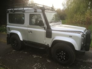 2005 Land Rover 90 XS Factory Station Wagon