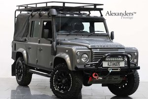 2015 65 LAND ROVER DEFENDER 110 TDCI 2.2 XS DOUBLE CAB PICK UP