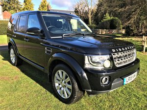 2015 Discovery 4 3.0 SDV6 SE auto 7 seat +2 owners 34000m
