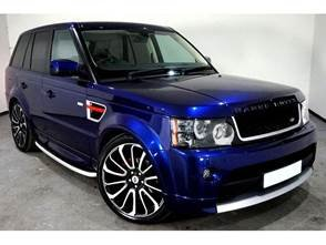 2007 Very Special Range Rover Sport 2.7 Tdi
