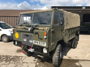 1976 Land Rover® 101 Forward Control 12v RHD *Original V8* (OPW)