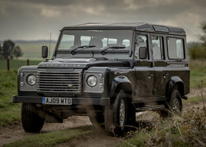 2009 Land Rover Defender 110 - Superb Condition - on The Market SOLD by Auction