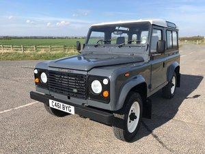 1985 Land Rover® 90 *Power Steering* (BYG) SOLD