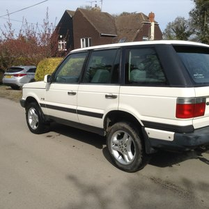 1998 Range Rover For Sale