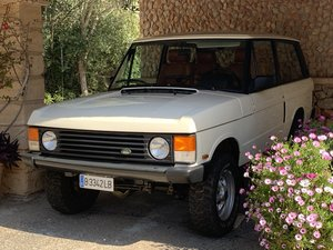 1990 Range Rover Classic  3,9  manual 3doors For Sale