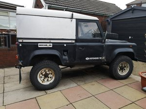 1988 Landrover 90 For Sale For Sale
