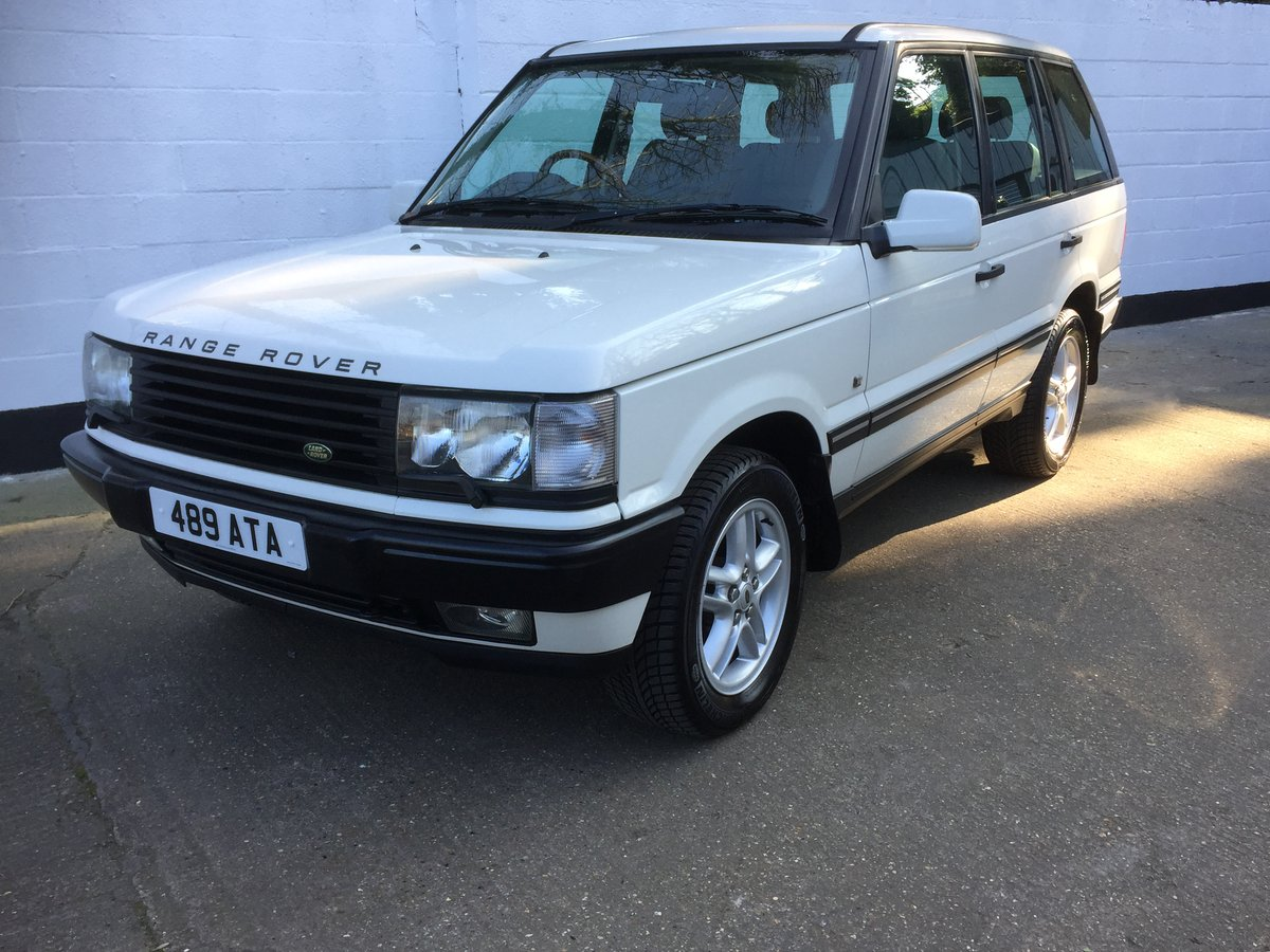 2000 LANDROVER 4.6 VOGUE AUTOMATIC For Sale (picture 1 of 6)