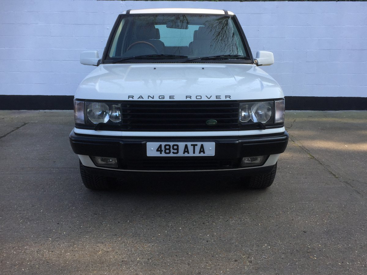 2000 LANDROVER 4.6 VOGUE AUTOMATIC For Sale (picture 2 of 6)