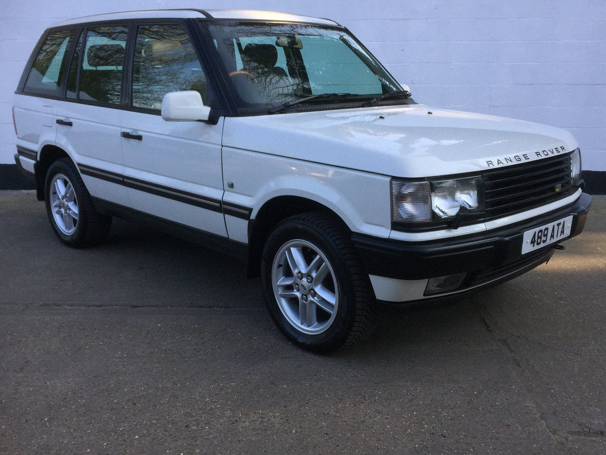 2000 LANDROVER 4.6 VOGUE AUTOMATIC For Sale (picture 3 of 6)