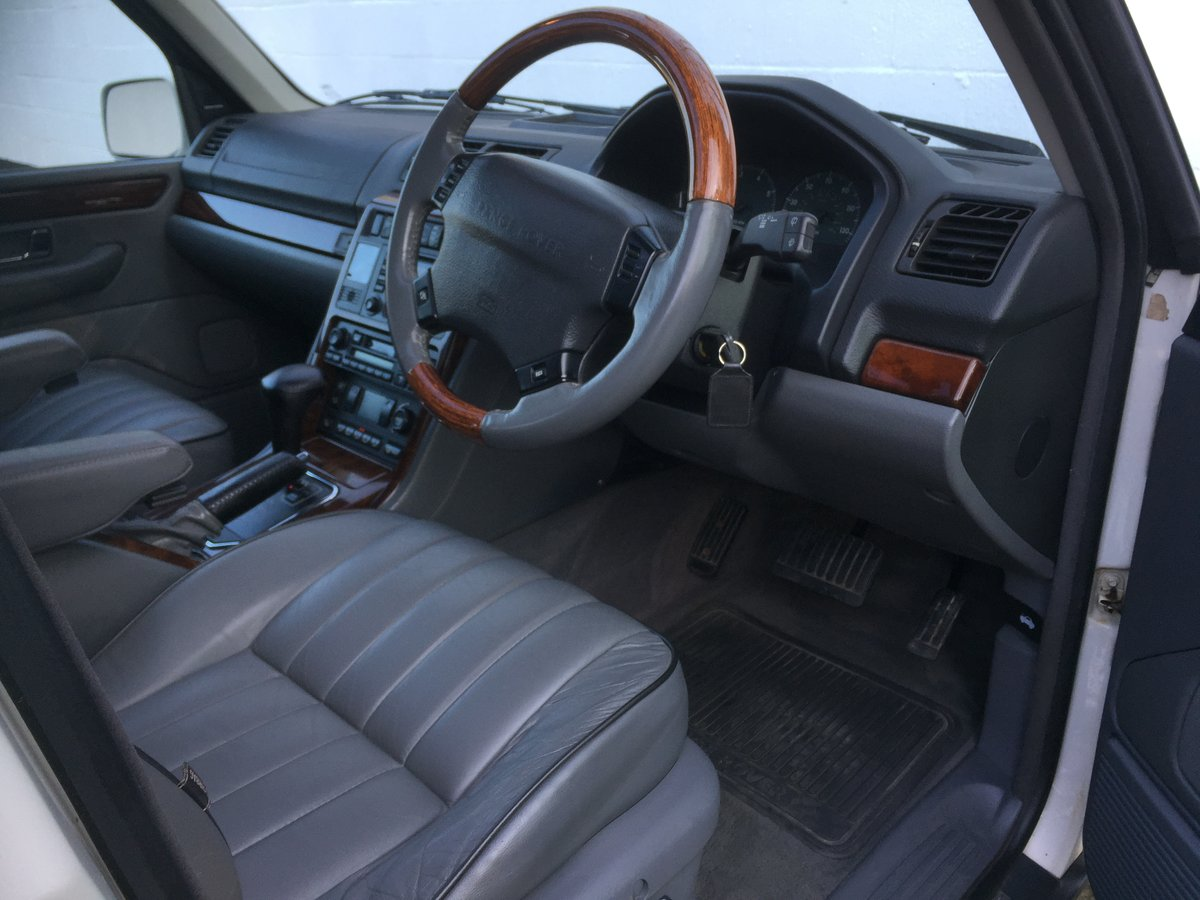 2000 LANDROVER 4.6 VOGUE AUTOMATIC For Sale (picture 4 of 6)