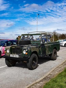 1984 land rover 109 ffr series 3