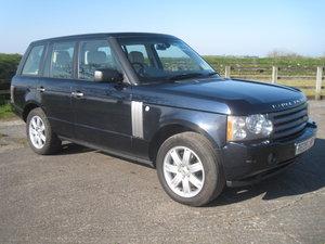 2008 range Rover TDV8 Auto For Sale