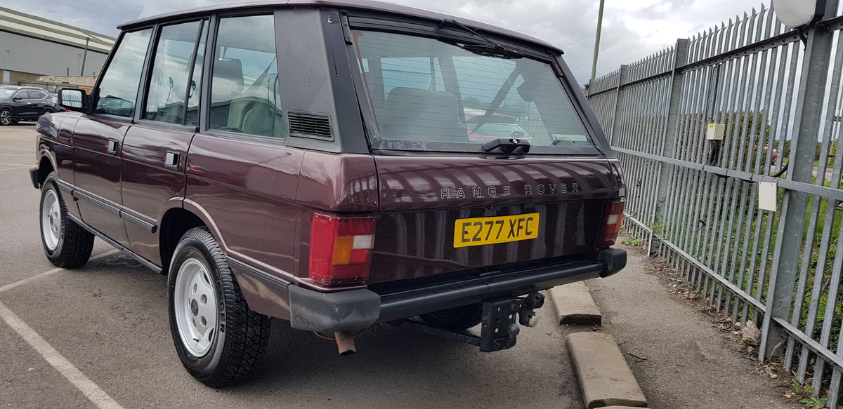 1987 ***Land Rover Range Rover July 20th*** For Sale by Auction (picture 5 of 6)