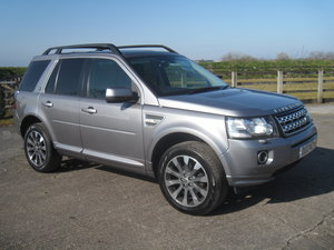 2013 Freelander 2 SD4 HSE Luxuary