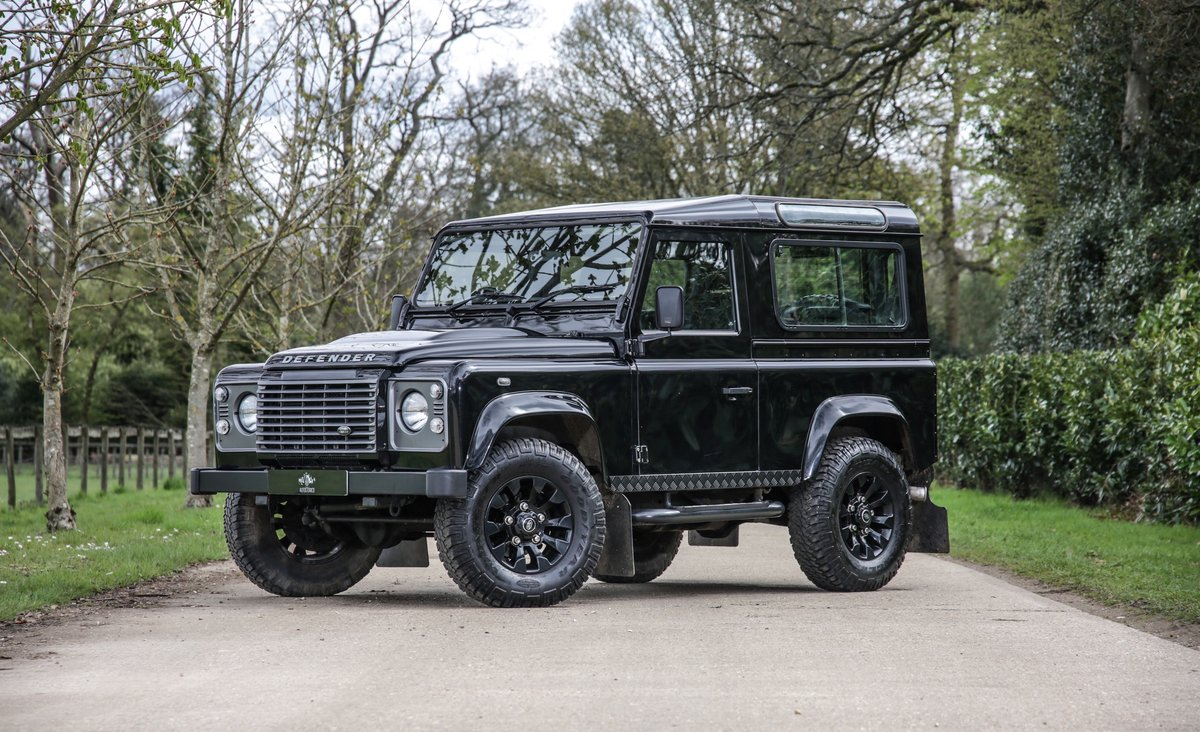 2014 Land Rove Defender 90 XS Station Wagon For Sale (picture 1 of 6)