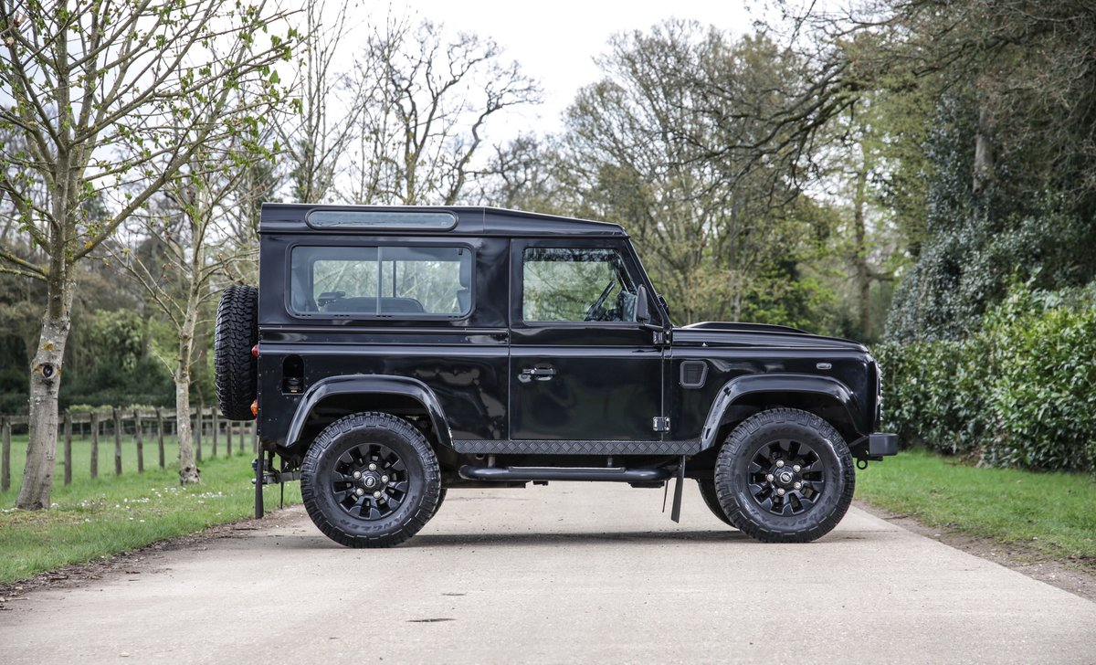 2014 Land Rove Defender 90 XS Station Wagon For Sale (picture 3 of 6)