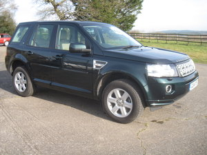 2014 Land Rover Freelander 2 2.2 SD4 HSE 4X4 5dr