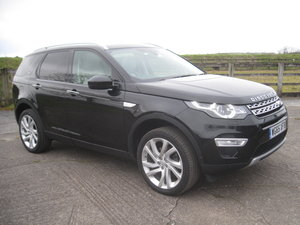 2015 Land Rover Discovery Sport 2.0 TD4 HSE Luxury