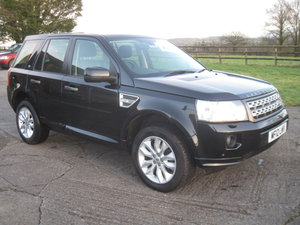 2012 Land Rover Freelander 2 2.2 SD4 HSE 4X4 5dr SOLD