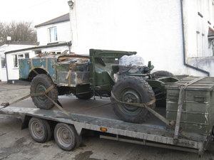 """1951 Land Rover  80"""" Series one For Sale"""