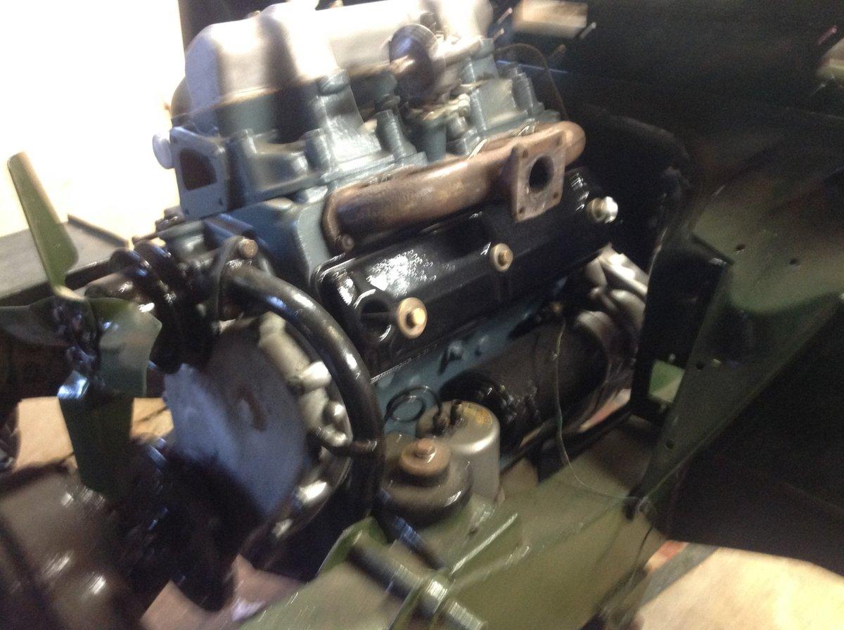 1951 Land Rover  80