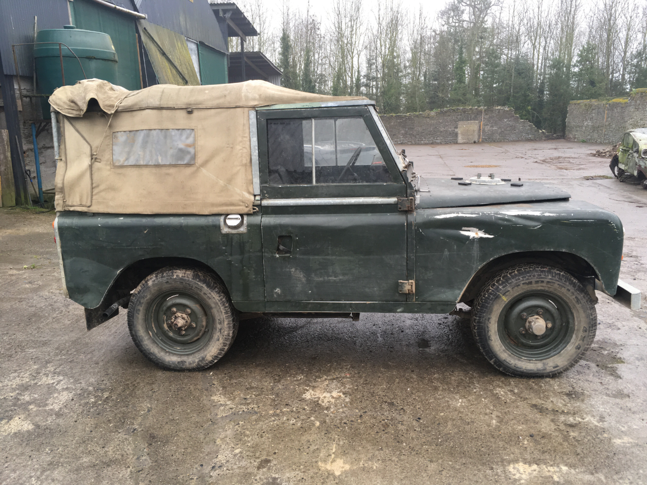 1971 Genuine series 3 landrover 88 For Sale (picture 3 of 6)