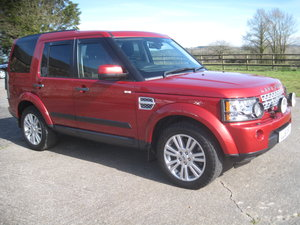 2012 Land Rorer Discovery 4 SDV6 XS Auto For Sale