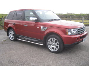 2009 Land Rover Range Rover Sport 2.7 TD V6 HSE 5dr For Sale