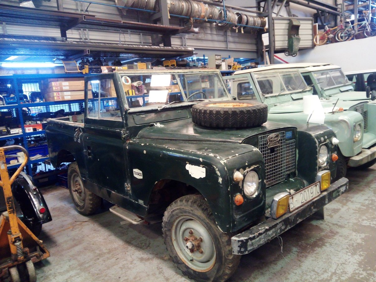 1959 Land Rover 88 For Sale (picture 1 of 6)
