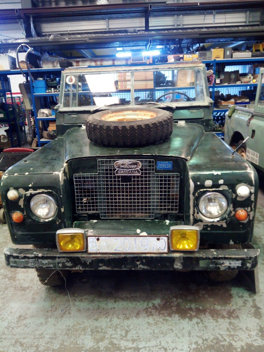 1959 Land Rover 88 For Sale (picture 2 of 6)