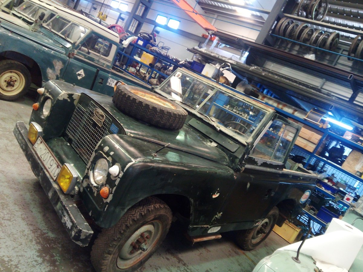 1959 Land Rover 88 For Sale (picture 3 of 6)