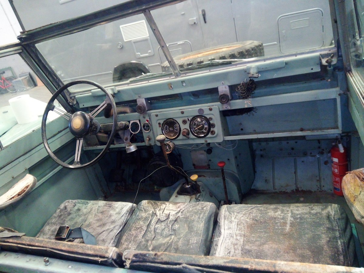 1959 Land Rover 88 For Sale (picture 4 of 6)