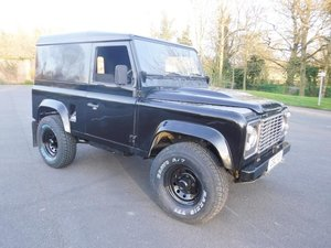 **APRIL AUCTION**1985 Land Rover 90 SOLD by Auction