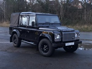 2016 Land Rover Defender 110 XS Double Cab Pick Up