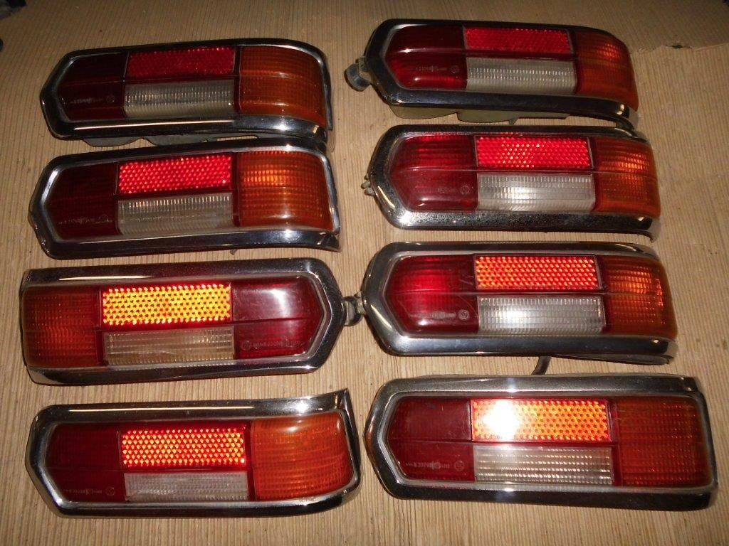 MERCEDES Tail Lights & Headlamp Rings For Sale (picture 1 of 6)