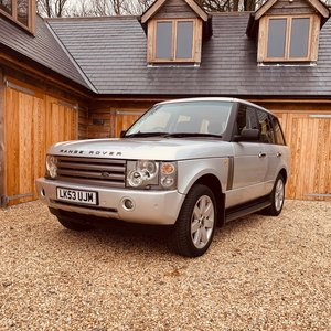 2003 Range Rover Autobiography L322 LPG 4.4 V8  For Sale