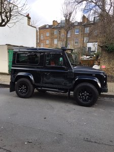 2014 Land Rover Defender 90 XS Station Wagon