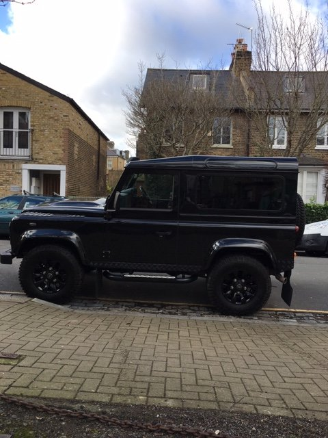 2014 Land Rover Defender 90 XS Station Wagon For Sale (picture 2 of 6)