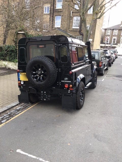 2014 Land Rover Defender 90 XS Station Wagon For Sale (picture 3 of 6)