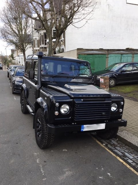 2014 Land Rover Defender 90 XS Station Wagon For Sale (picture 4 of 6)