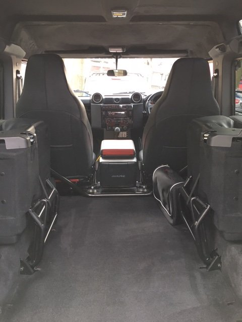 2014 Land Rover Defender 90 XS Station Wagon For Sale (picture 5 of 6)