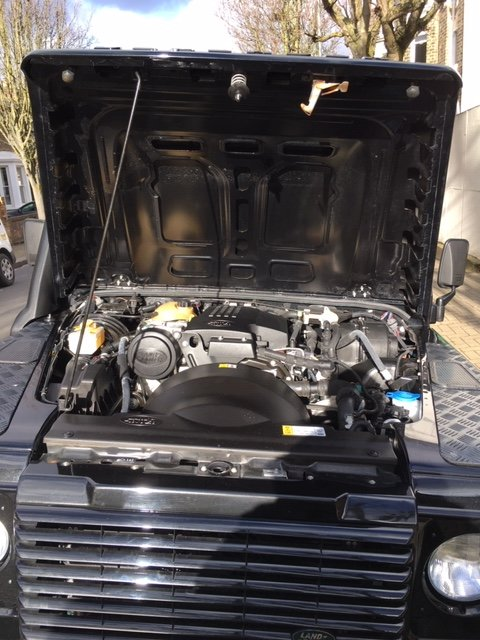 2014 Land Rover Defender 90 XS Station Wagon For Sale (picture 6 of 6)