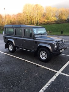 2014 Land Rover Defender 110 XS Station Wagon