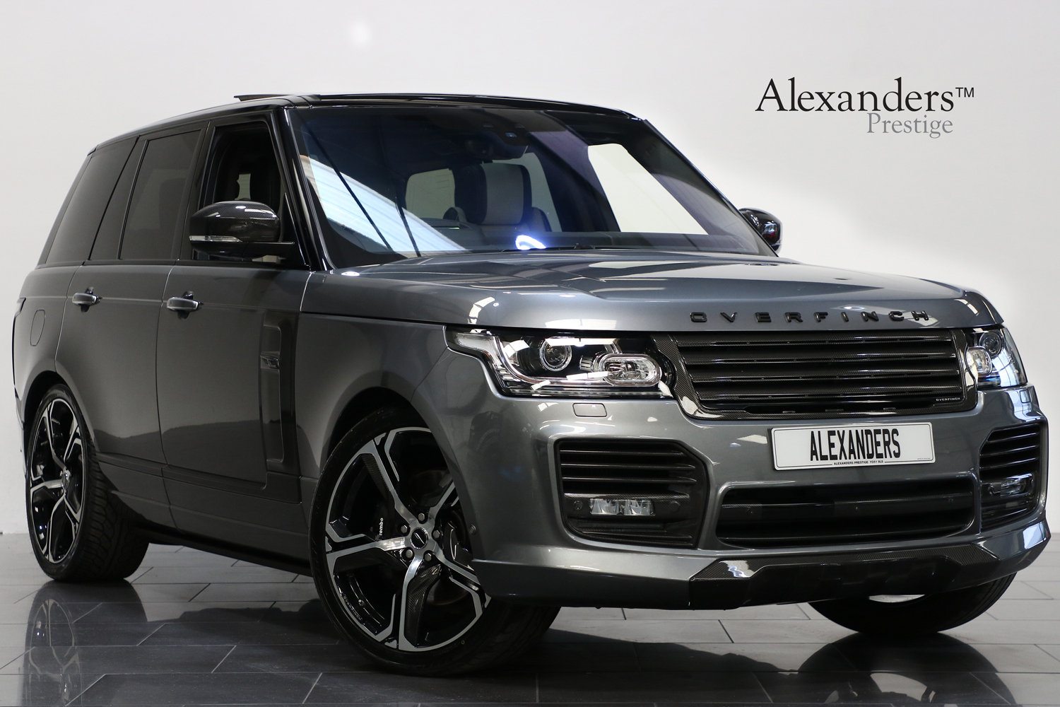 2017 67 RANGE ROVER 4.4 SDV8 AUTOBIOGRAPHY OVERFINCH AUTO  For Sale (picture 1 of 6)