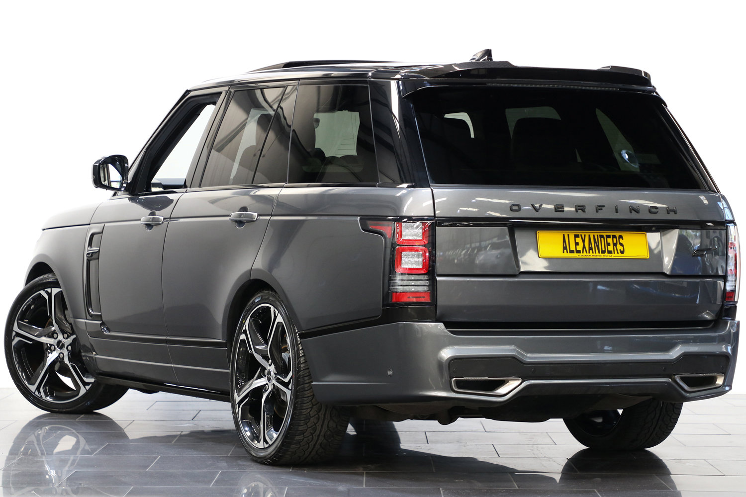 2017 67 RANGE ROVER 4.4 SDV8 AUTOBIOGRAPHY OVERFINCH AUTO  For Sale (picture 3 of 6)