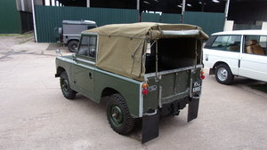 1967 Land Rover S2A 20,000 gen miles time warp. For Sale