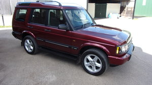 2002(52)Land Rover Discovery td5,genuine 75,000. For Sale