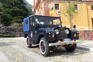 Land Rover Series one Ex Rijkswacht 1951 For Sale