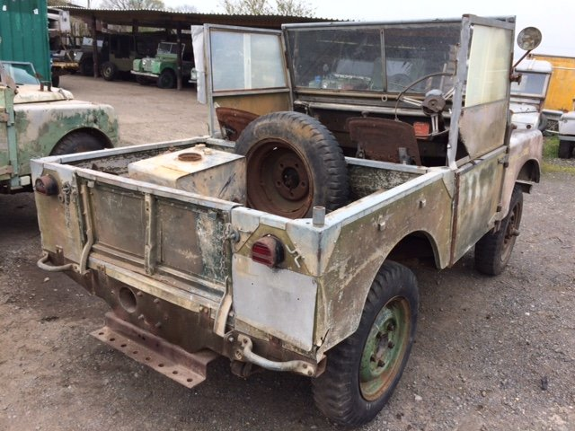 1950 Series 1 80 inch Land Rover - Rust Free, 1.6 Petrol For Sale (picture 2 of 6)