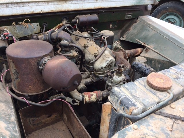 1950 Series 1 80 inch Land Rover - Rust Free, 1.6 Petrol For Sale (picture 4 of 6)